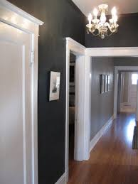 hallway paint colors flickr finds edgewater pad mini tour gray hallway chandeliers