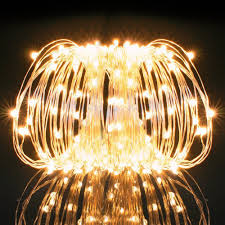 Amazon Kohree String Lights Decorative Rope Fairy Strarry