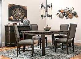 Kathy Ireland Dining Room Furniture Landburn Transitional Dining Room Collection Design Tips U0026 Ideas