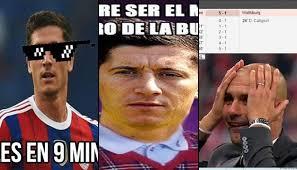 Lewandowski Memes - robert lewandowski memes sobre sus cinco goles en bayern munich