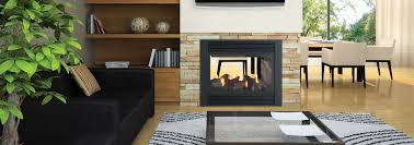see through fireplace insert binhminh decoration