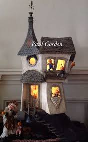 lemax halloween houses 114 best haunted miniature houses images on pinterest haunted