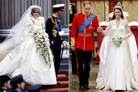 kate wedding ring tale of the how kate s wedding compared to diana s ny