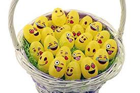 easter eggs emoji universe emoji easter eggs 24 pack toys