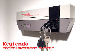 key holder wall keytendo video game console key holder by keytendo u2014 kickstarter