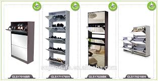 Large Shoe Storage Cabinet Furniture Goodlife Design Cheap Dustproof Jordan Shoe Rack Cabinet In