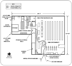 Shopping Mall Floor Plan Pdf Fire Fighter Fatality Investigation Report F2001 13 Cdc Niosh