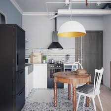 scandinavian kitchen grey white and wood u2013 home design me