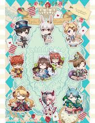 anime wrapping paper mystic messenger image 2078855 zerochan anime image board