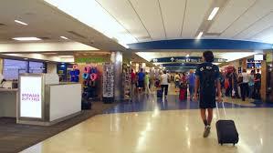 Georgia travelers stock images Atlanta september 4 passengers wait for the plane train in jpg