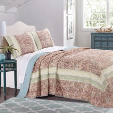 Oversized Quilted Bedspreads Greenland Home Fashions Greenland Home Fashions