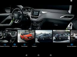 peugeot find a dealer new peugeot 208 app ranking and store data app annie