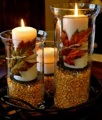 candles and flowers home decor imanada lovely cool in the glass