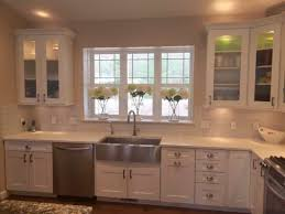 Kitchen Cabinets Sale Home Depot Kitchen Cabinets Sale With Patterned Curtains Design