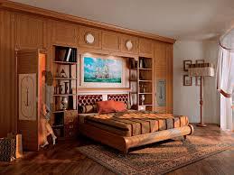 corner mirrored wardrobe dark brown wooden dresser with mirror