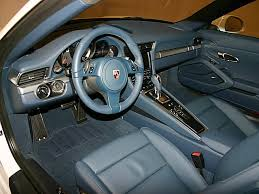 porsche graphite blue interior yachting blue remorse 6speedonline porsche forum and luxury car
