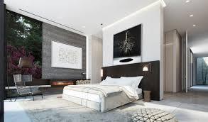 chambre coucher moderne design interieur chambre coucher moderne tepte lit marron sombre