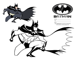 coloring pages endearing batman brave bold coloring