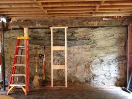 part of this old stone wall interior design interiors house colors