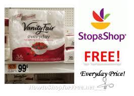 Vanity Napkins Free Vanity Fair Napkins At Stop U0026 Shop How To Shop For Free