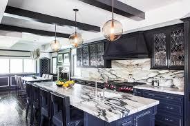 blue endeavor kitchen cabinets chef s kitchens hgtv