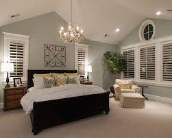 Bright Bedroom Lighting Is This What Our Room Minus The Chandelier Could Look Like