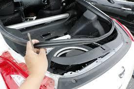 nissan 370z tail lights how to install nissan 370z led rear fog lights reverse lights