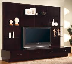tv stands with flat panel mounts modern flat panel tv wall mount unit stand cappuccino