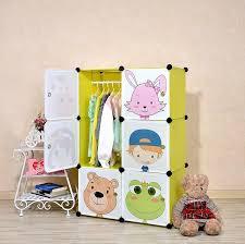 12 cubes children u0027s wardrobe simple combination pp plastic kids
