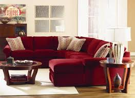 Pottery Barn Buchanan Sofa by Dark Red Living Room Ideas Furniture Accessories Various Design