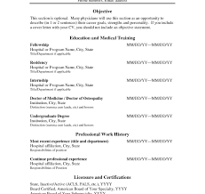 resume sle for doctors medical assistant resumes neoteric sles doctor resume templates