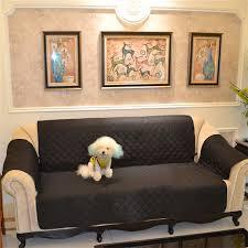 housse canap imperm able étanche trois places pet chien canapé canapé tapis housses canapé