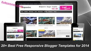 25 best free responsive blogger templates for 2014 tutorial zone
