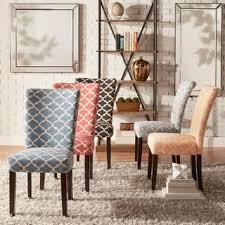 Fabric Ideas For Dining Room Chairs Dining Room Elegant Fabric Dining Room Chairs Terrific Best 25