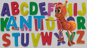 letter a and cute ant coloring page alphabet coloring pages for