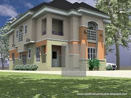 4 bedroom duplex house plans in nigeria memsaheb net