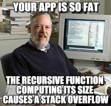 Picture Meme App - your app is so fat dennisritchie meme on memegen