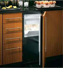 whirlpool under cabinet ice maker contemporary under cabinet ice maker pounds of restaurant quality