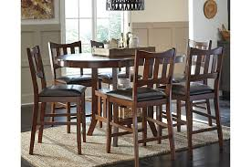 Dining Room Table Counter Height Renaburg Counter Height Dining Room Table Ashley Furniture Homestore