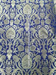 kinkhab brocade silk fabrics made from pure silk suitable for home