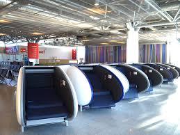 Sleeping Pods by Helsinki Airport Introduces Gosleep Nap Pods Condé Nast Traveler