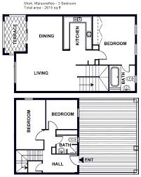 floor plan for full house homeca