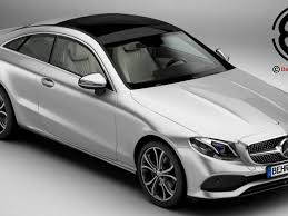 mercedes e class coupe mercedes e class coupe 2017 3d model vehicles 3d models luxury 3ds