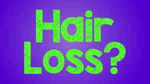 Reasons For Sudden Hair Loss Reasons For Hair Loss Youtube