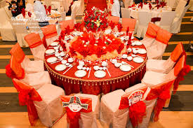 malaysia wedding decorations vip table decoration by wedding and