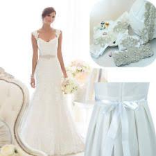 wedding dress sash beaded wedding dress sash ebay