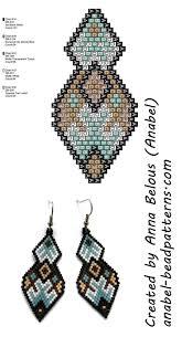 1495 best beaded earrings images on pinterest earrings jewelry