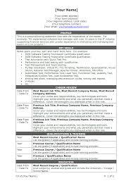 resume formatting software resume format software developer sidemcicek