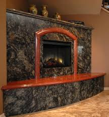marble fireplace surround victorian elegant wooden wall room