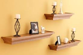Wood Shelf Plans For A Wall by Free Floating Wall Shelves Woodworking Plan